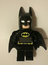 Anzeige – Lego Batman Wecker DC Comics Super Heroes Digital Display 2013   – Building Toys. Toys and Hobbies