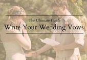ultimative Anleitung zum Schreiben Ihrer eigenen Eheversprechen, Eheversprechen Vorlagen, Hochzeit …