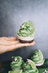15 cupcakes de vainilla extra cremosos que puedes preparar fácilmente   – Dessert Rezepte