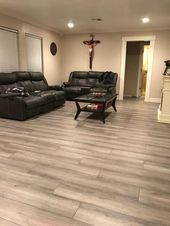 Pennsylvania Traditions Kucher Oak 12 Mm Thick X 7 87 In Wide X 47 52 In Length Laminate Flooring 12 99 Sq Ft Case 361231 20310 The Home Depot Home Wood Laminate Flooring Laminate Flooring