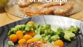 Skillet Glazed Pork Chops