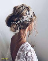 Extensions de cheveux uniques pour le jour du mariage #greatlengths #blonde #de …   – Hochzeit