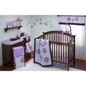 Harriet Bee Yuvaan 9 Piece Crib Bedding Set – Baby girl