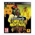 Red Dead Redemption Undead Nightmare Game For Ps3 Red Dead