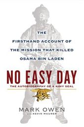 No Easy Day ebook by Mark Owen – Navy seal books