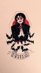 Revenge Era Fan Art Google Search Emo Art My Chemical Romance Emo Wallpaper