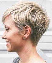 15+ Short Thin Hairstyles to Be Feminine | Trend bob hairstyles 2019