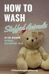 Can You Wash Stuffed Animals In The Washing Machine Pin On Tips Tricks