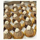 Dies ist ein japanischer Chestnut Igurec, der in Geschäften sehr beliebt ist. Mont Blanc. Montblanc mit Prec …