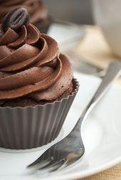 Schokoccino cupcakes   – Cupecakes