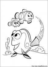 Disegni Di Alla Ricerca Di Dory Da Colorare Pagine Da Colorare Disney Libri Da Colorare Disegni