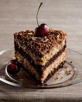 NM EXCLUSIVE German Chocolate Cake