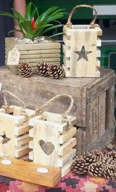 Wunderbare Ideen für DIY-Holzprojekte