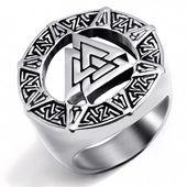 Anillo Bavipower Viking Valknut #viking #celtic #pagan #bavipower #vikings    – Beautiful Jewelry