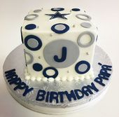 Geburtstagstorten für Jungen Herren Geburtstagstorten Nancy Kuchen Designs – # Geburtstag #Kuchen #Kuchen …   – Birthday Cake Blue Ideen