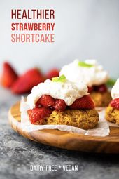 30 Minute Strawberry Shortcake