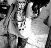 150 Sexiest Leg Tattoo Ideas For Men And Women cool #bestsexiesttattoos #Polynes…   – Polynesian tattoos