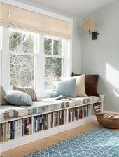 Banc avec espace de rangement pour l'intérieur ou l'extérieur – décoration de salon