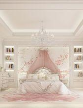 Luxury Girl Bedroom Design – IONS DESIGN www.ionsdesign.com #design #ion …   – bedroom dreams