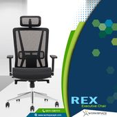 Rex Executive Office Chair By Workspace Office Furniture