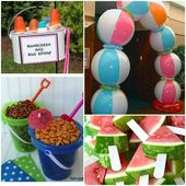 19 Summer Party Ideas Anyone Can Do – Graduation