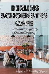 In Berlin gibt es viele Cafés. Aber welche sind die besten? Auf Anni Pastel fin…