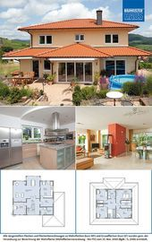 Schönherr Haus – Eine Villa. Mit einem speziellen Turmboden. Das mediterrane Vil …   – Anbau Walmdach