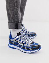 Nike P6000 sneakers in blue