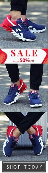 Zapatillas de tenis para correr atléticas para hombre Zapatillas de deporte de entrenamiento para caminar   – Yvette Stüwe