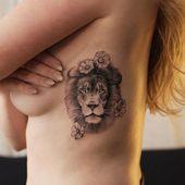 Finde die perfekte Tätowierung und Inspiration für dein Tattoo.   – Animals / Animais – #Animais #Animals #dein #die #Finde