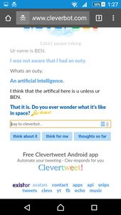 Pin by savage potato on my converstaion with cleverbot