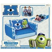 Official Monsters University Flip Out Sofa Kids Chair Free