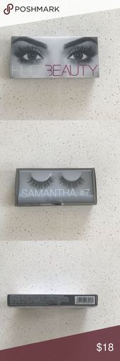 NIB Huda Magnificence Basic Lash-Samantha #7 An all time greatest vendor! Mentioned to look m…