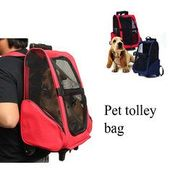 Pet Carrier Dog Cat Mochila con ruedas Mochila de viaje Trolley …- Pet Carrier Dog …   – Pet Food