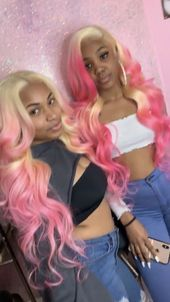 OMBRE WAVE FULL LACE WIGS    – Wigs