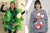 25 Creative And Crafty DIY Halloween Costumes From Instagram