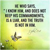 ☆ Wenn du dich Christ nennst, was im Englischen ~ Anhänger bedeutet … – AMEN!!!!