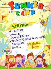 25 roliga sommarlägeraktiviteter för barn 2020   Stilar på livet