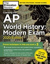 EPUB FREE Cracking the AP World Historical past Trendy Examination 2020 Version Apply Exams …