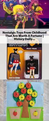 Nostalgisches Spielzeug aus der Kindheit, das ein Vermögen wert ist Geschichte Täglich   – Toy