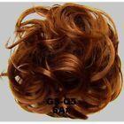 Details zu 2019 Synthetic Curly Hair Extensions Haarteil Bun Updo Natürliche Haargummis #hairscrunchie 2019 Synthetic Curly Hair Extensions Haarteil ...