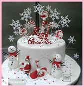 All Time Easy Cake : Like the protruding snowflakes,  #protruding #snowflakes