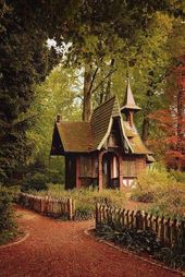 Pin By Ruth On Gothic In 2020 Fairytale House Fairytale Cottage Cute Cottage