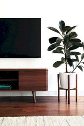 3 Essentials Every Mid-Century Living Room Needs