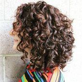 60 Stile und Schnitte für natürlich lockiges Haar   – Gloriously Curly – #Curly #für #Gloriously #Haar #lockiges
