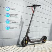 Commercial(eBay) Highly effective Electrical Folding Scooter Ultralight E-Scooter Kick Scooter Booster 500W