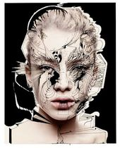 Velvet .: Rankin & Alex Box: Fotografie und Make-up   – Fantastic and strange