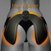 6 Modes EMS Smart Self-training Hip Trainer Stimulating Booty Lifting Lift Up Muscle Training Perfect Body Fitness Beauty Machine (Hüfte-Trainer-Hintern-Kolben-anhebender Stoßdämpfer heben / femme fesse fesses push up dresseur de hanche remplissent machine) | Wish