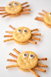 15 Halloween Party Appetizers