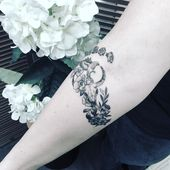 #flowertattoo #tattoo #ink #flowers #rosetattoo #tattoos